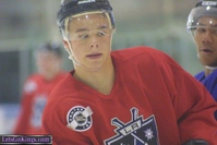 Dustin Brown by