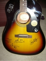 08 Tip A King Silent Auction Guitar by