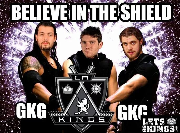 Believe in the shield