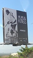 Kings billboards by Rink Dawg