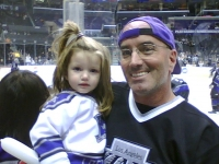 Bugs first Kings game