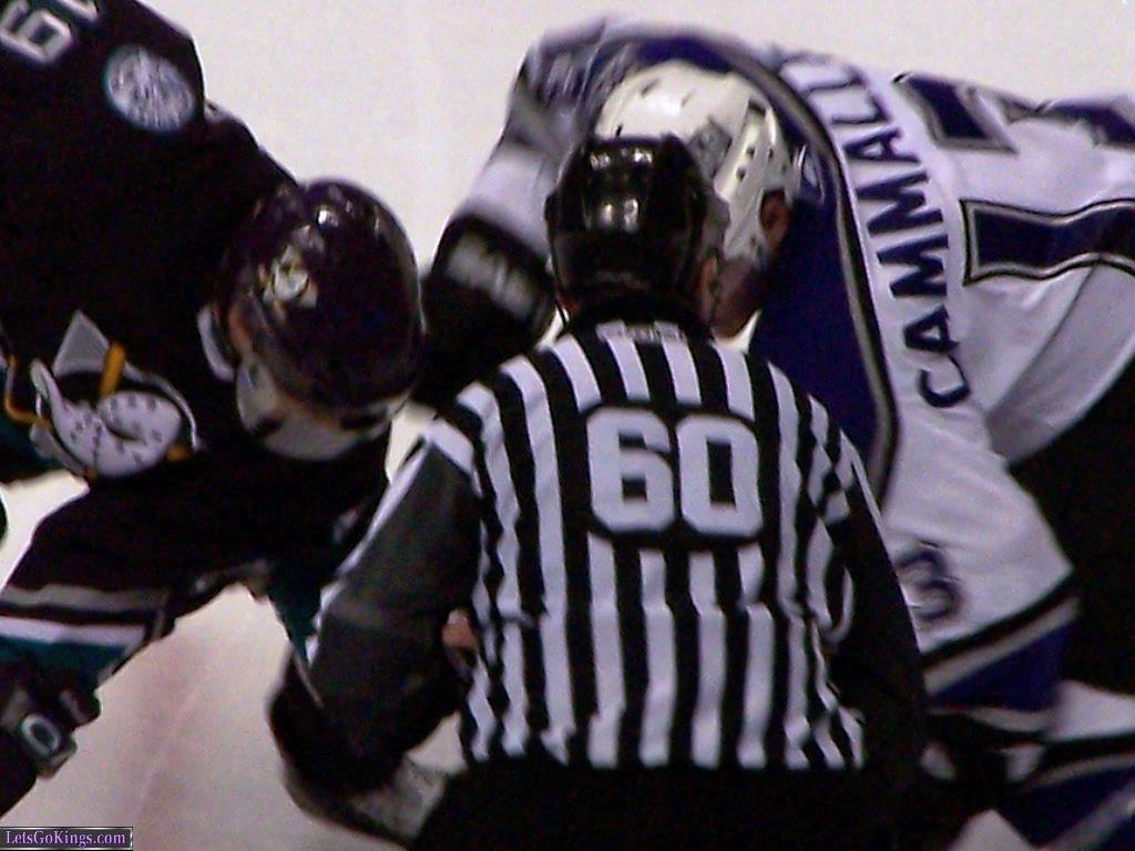 Kings vs Ducks 1-30-06