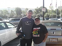 My father and Kopitar