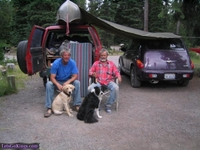Rednecks and Dogs