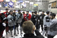 Final instructions from the Coach