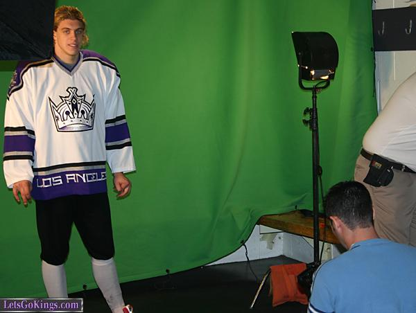 Anze Kopitar Photo Session
