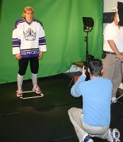 Kopitar Photo Shoot