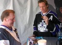 Girl scout cookies for Roenick
