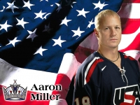 Aaron Miller USA Wallpaper