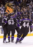 Kings And Bailey Celebrate