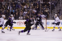 Drew Doughty Scores For The Kings