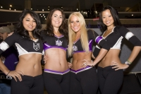 La Kings Ice Girls -   Views: 11549