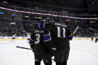Jack Johnson And Anze Kopitar