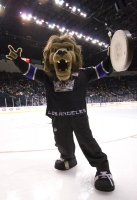 Bailey - La Kings Mascot