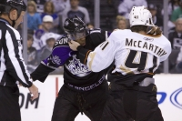 Simmonds Vs Mccarthy