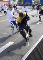Street Hockey by Rink Dawg