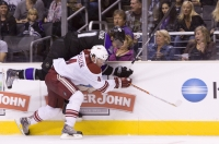 Zbynek Michalek Crushes Anze Kopitar As Fans React