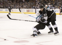 Dustin Brown Holding Penalty