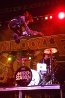 Metro Station At Bamboozle 2009