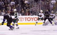 Ryan Smyth Scores The First Goal