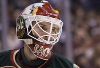 Niklas Backstrom 2009 Nhl Goalie Mask