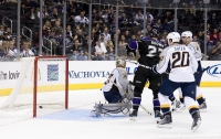 Dustin Brown Scores