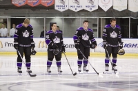 Colten Teubert, Justin Azevedo, Thomas Hickey And Dwight King