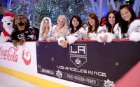 Ice Girls And Bailey And Coca-cola Bear