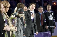 Luc Robitaille Hof Commemoration