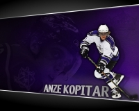 Anze Kopitar Wallpaper -   Views: 29477