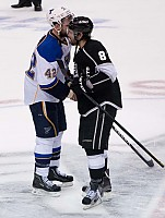 Doughty and Backes by Rinkrat