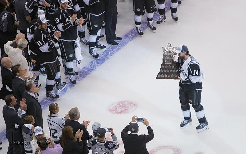 Justin Williams - Conn Smythe 2014