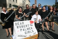 Dead Robert Palmer Girls