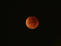 Lunar Eclipse - Aug 28, 2007