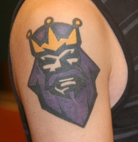 Kings tattoo