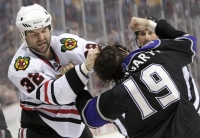 John Scott Vs. Kevin Westgarth