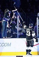 Dustin Brown -First Star
