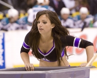 La Kings Ice Girl - COLE