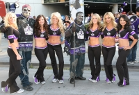 La Kings Ice Girls -   Views: 12237
