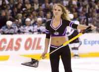 Los Angeles Kings Ice Girl - STEPHANIE