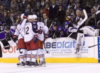 Bj's Celebrate Empty-net Goal