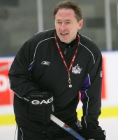 Kings Coach Mike Johnston