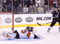 Dustin Brown's Shootout Game Winner