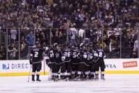 Kings Win!