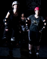 Derby Dolls Fresh Meat