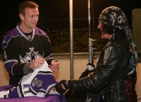 Rob Blake And A Pirate