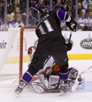 Kopitar Turns Up The Heat