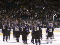 Kings Salute The Fans
