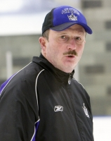 Kings Coach Dave Lewis