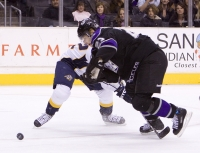 Dustin Brown Is Tripped 2/3